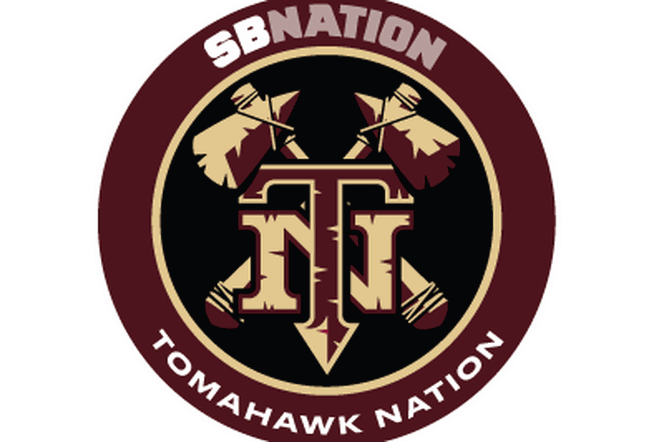 Thank you, Tomahawk Nation