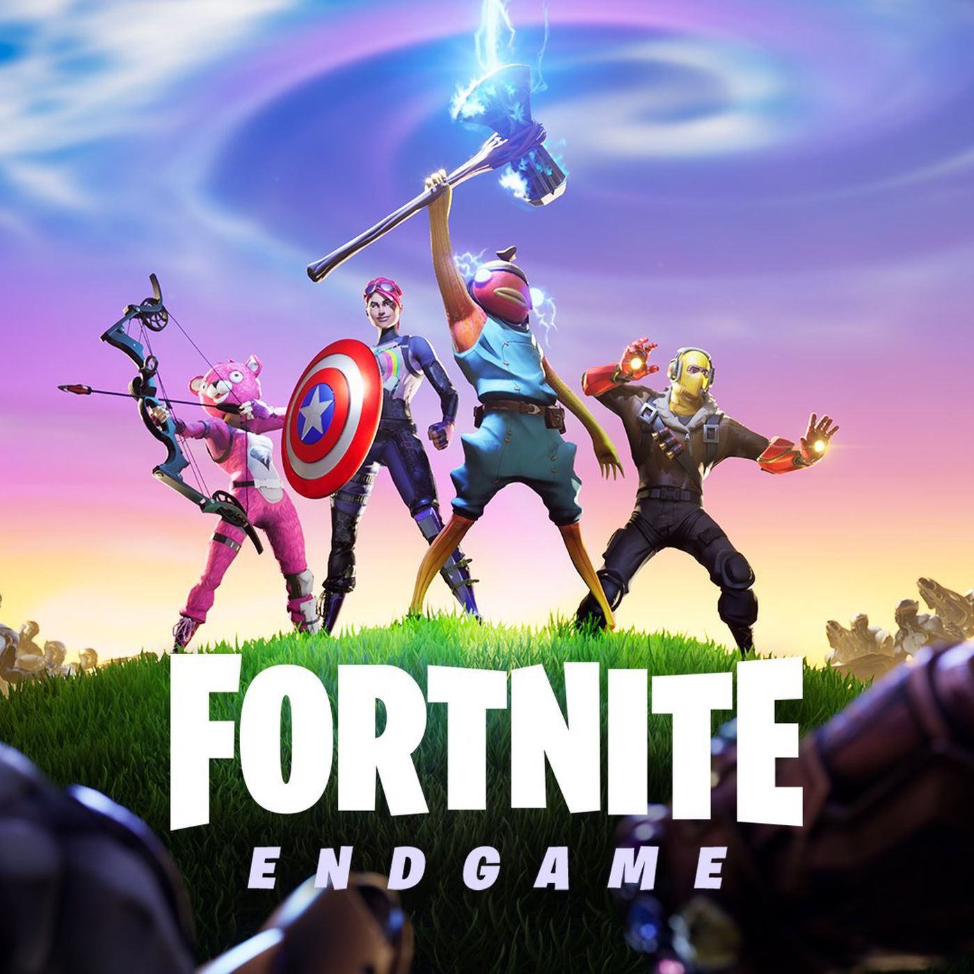 fortnite s avengers endgame crossover is one of the best superhero games i ve ever played the verge - fortnite infinity stones what they do