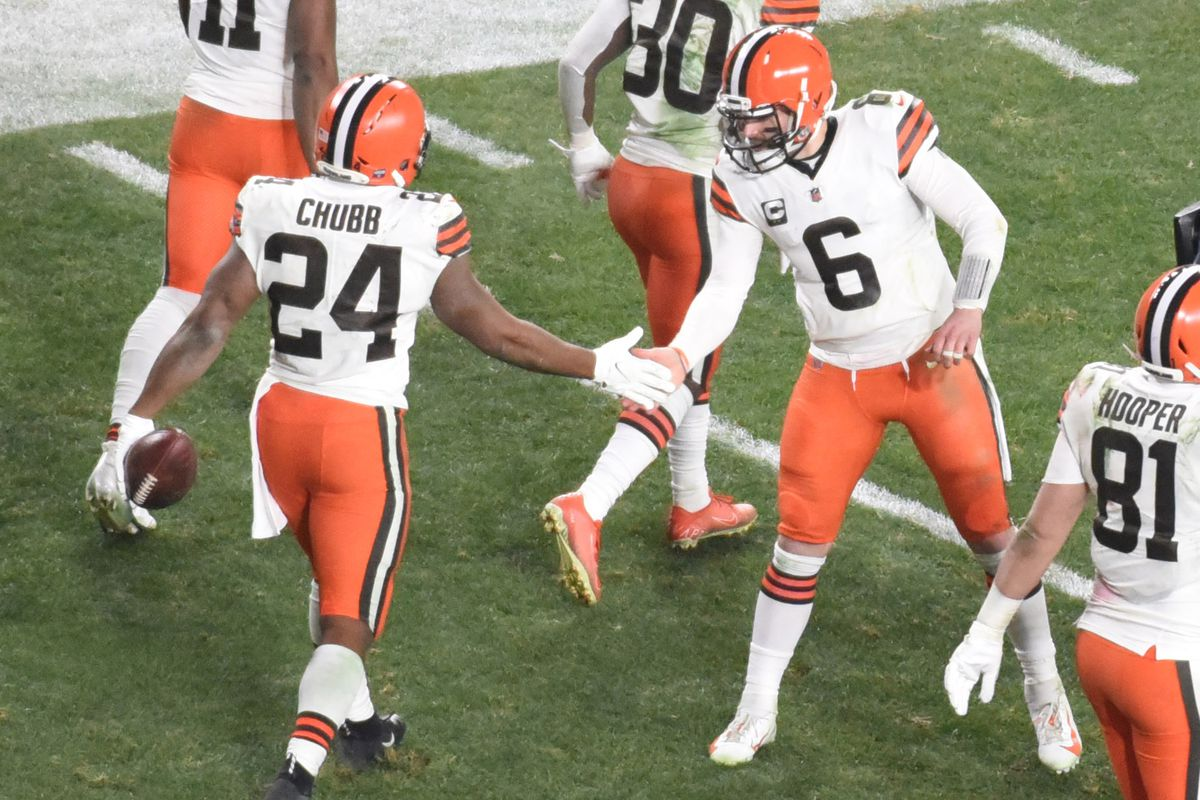 NFL: AFC Wild Card Round-Cleveland Browns at Pittsburgh Steelers