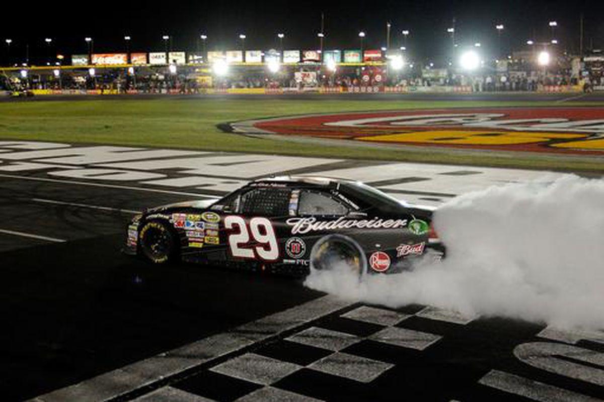 NASCAR's Kevin Harvick