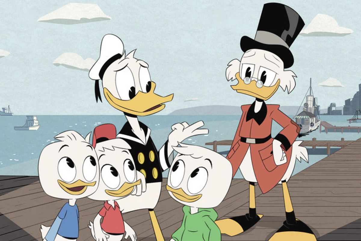 Ducktales 2019 Stream Deutsch