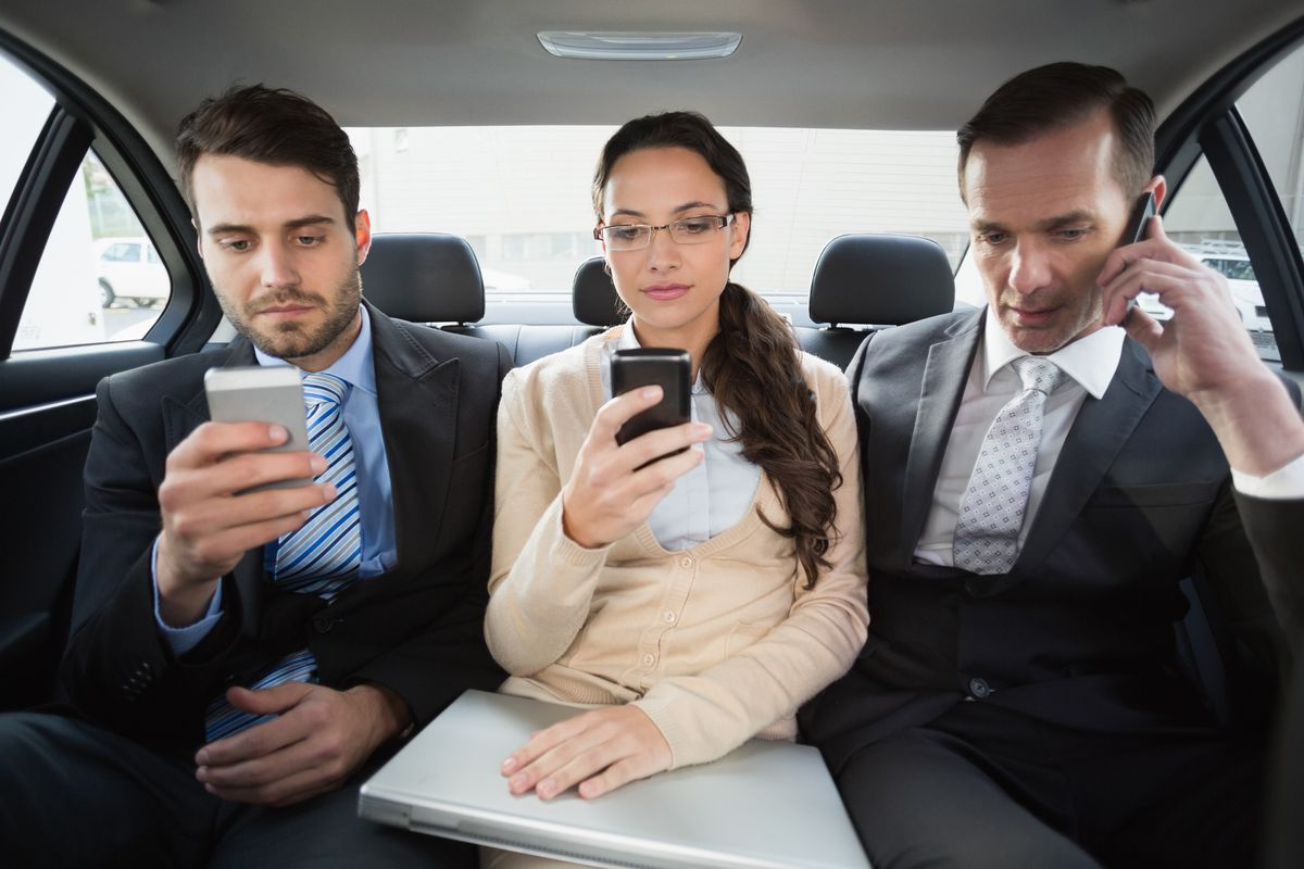 How smartphone apps could help carpooling go mainstream - Vox