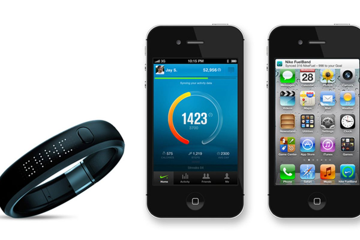 Nike+ FuelBand app for iOS updated with background syncing and ...