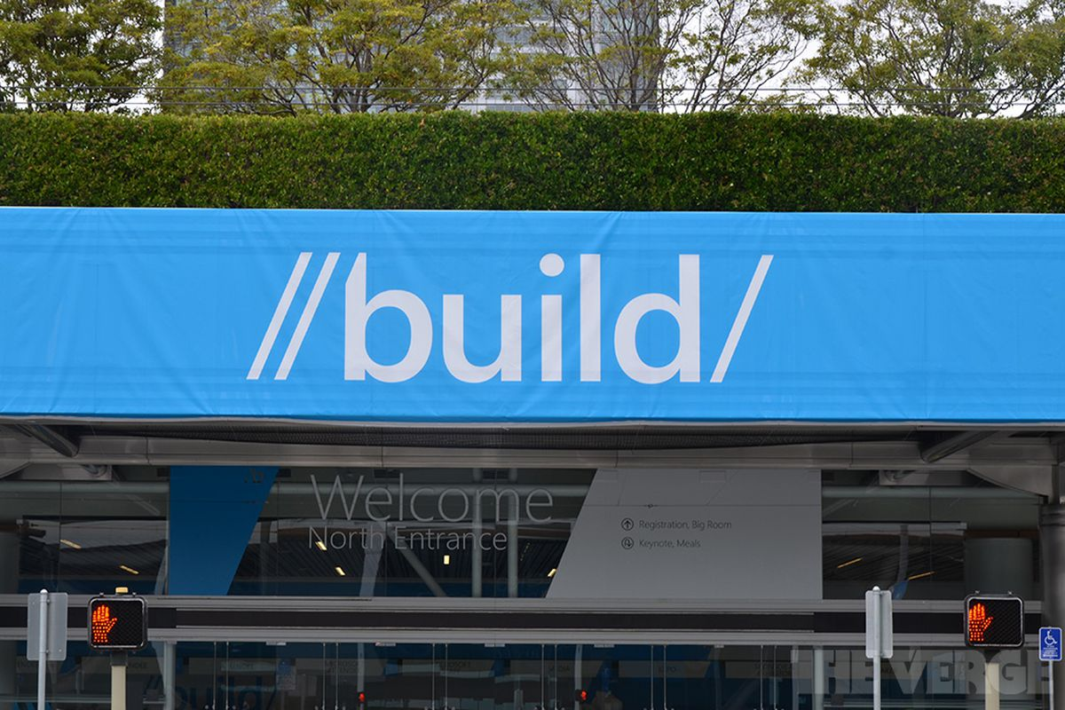 Microsoft's next Build conference starts on March 30th in
