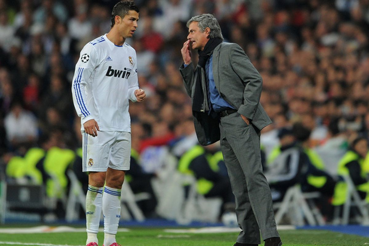 Tell me Ronaldo, how was it training with the legendary Jacques Cousteau?
