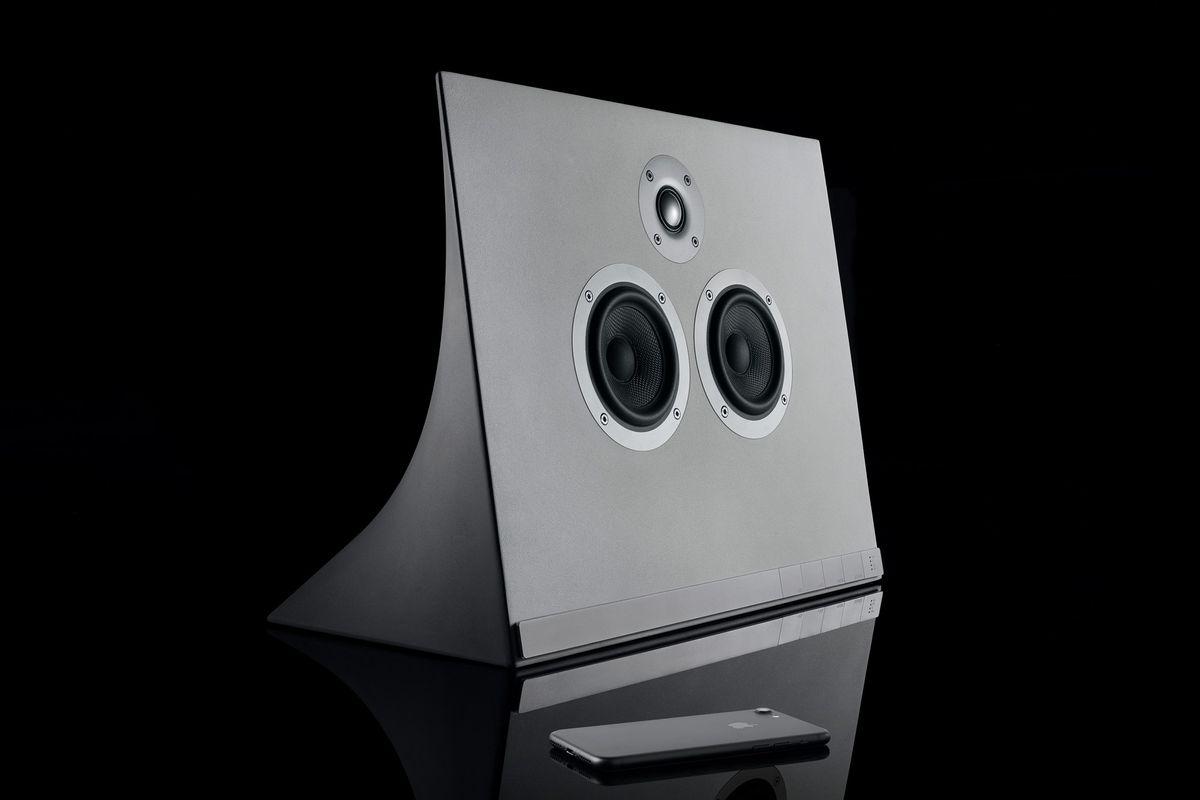 speakers by David Adjaye