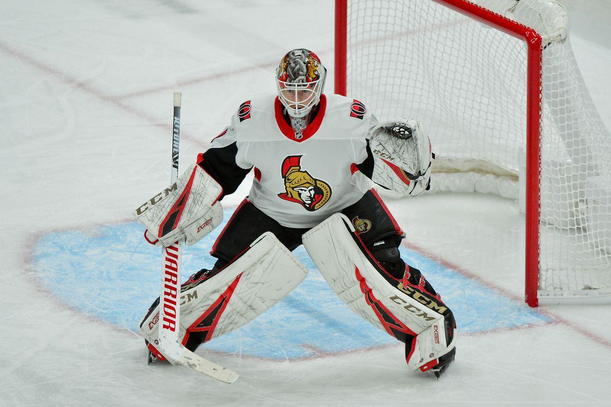 NHL: Ottawa Senators at Arizona Coyotes