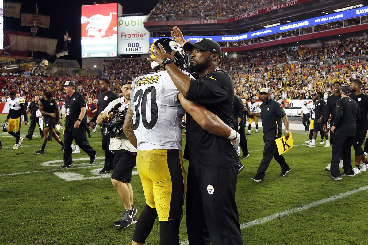huge discount 703e7 3e034 7 Winners and 4 Losers after the Steelers' 30-27 win over ...