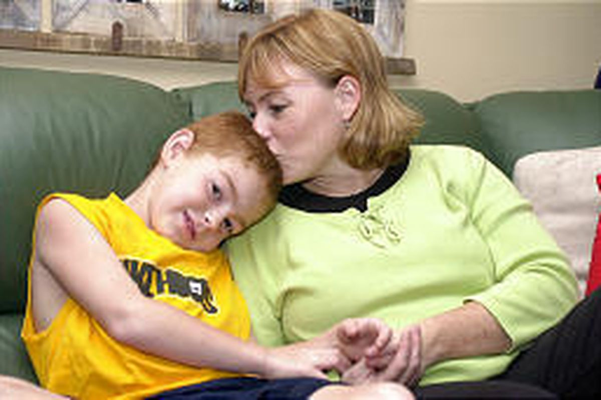 Ikea allowed Cindy Clark six months off to care for 7-year-old son Ryan, who was diagnosed with leukemia two years ago.