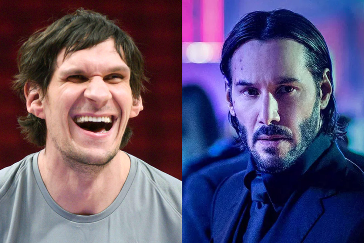 Boban Marjanovic In John Wick 3 Is The Casting Decision We Needed