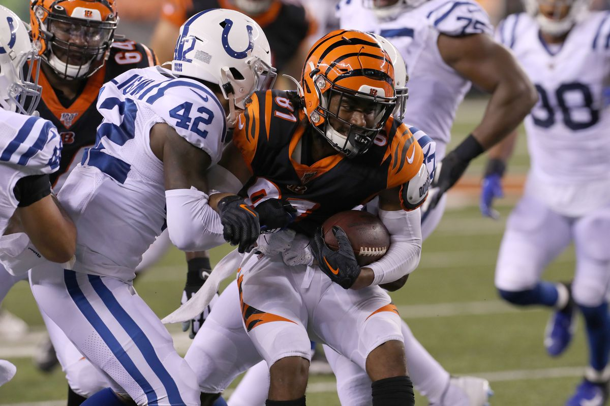 uk availability b5444 1ffc4 Indianapolis Colts elevate S Rolan Milligan to 53-man roster ...