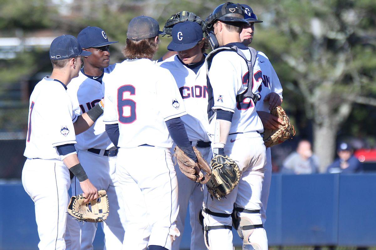 Photos-Baseball: Houston Cougars @ UConn Huskies - 4/15/16