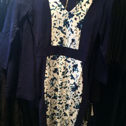 Floral dress, size 0, $40 (was $158)