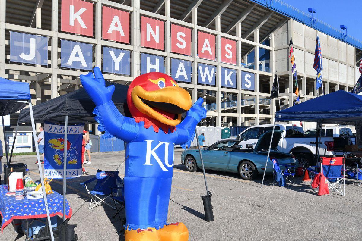 NCAA Football: Rutgers at Kansas