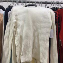 Equipment sweater, $60
