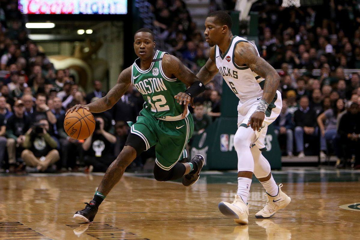 premium selection 0d24a 0112e Terry Rozier expects 'bad blood' to continue with Eric ...