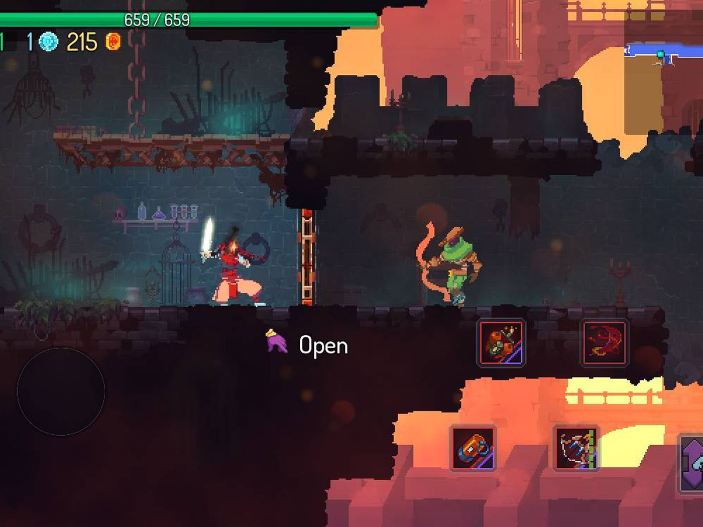 Dead Cells is bringing its brutal action to iPhone this