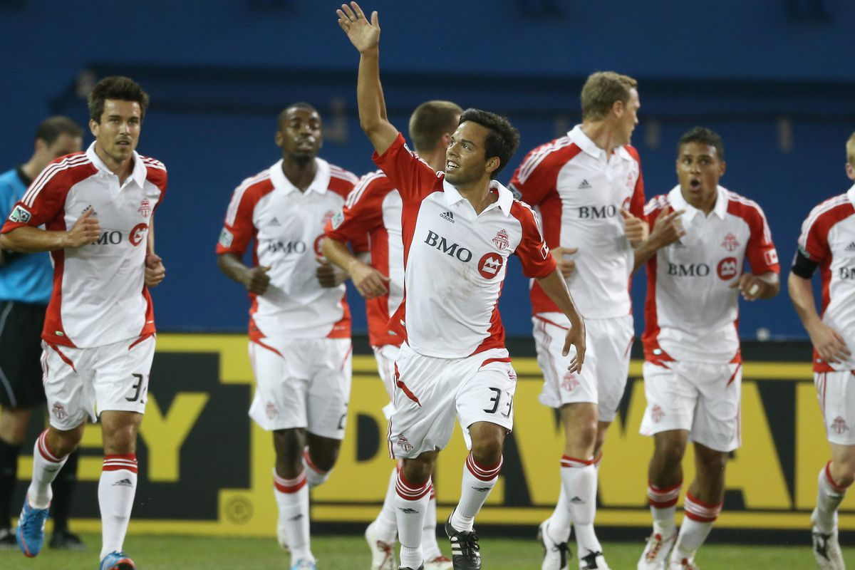 Could TFC fans be seeing a lot more of Camargo in 2013?