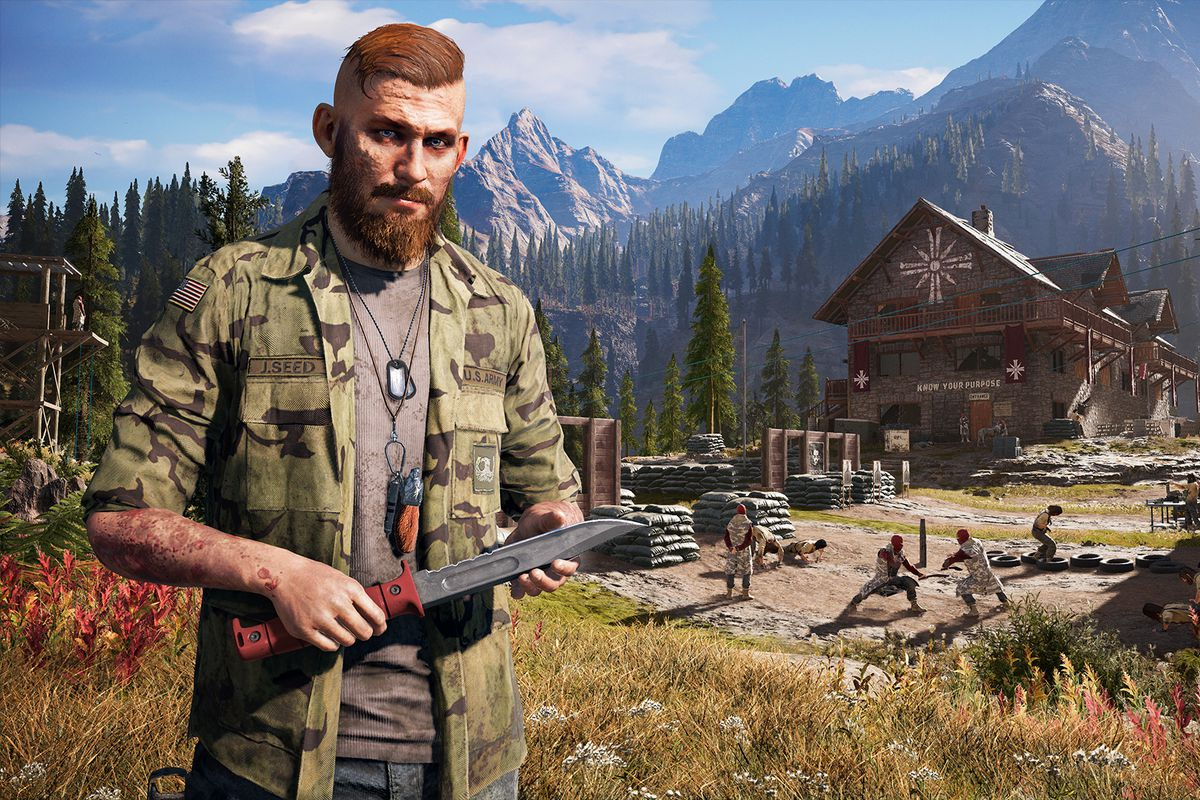 The Wild Wild Country Of Far Cry 5 The Ringer