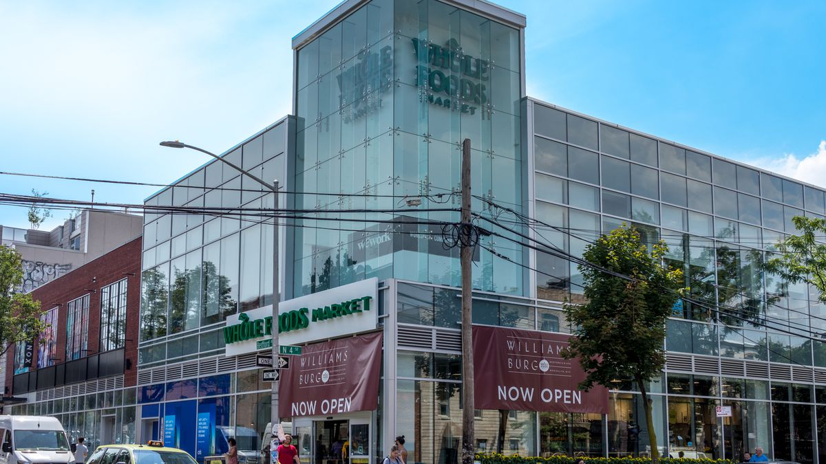 Whole Foods Williamsburg Brooklyn Ny