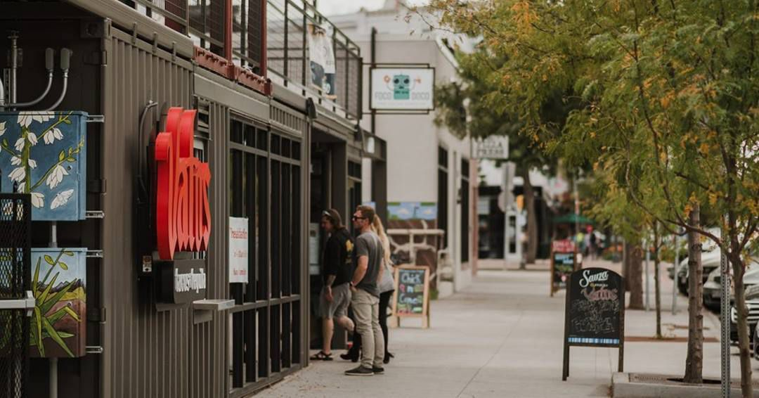 Eat And Drink In Old Town Fort Collins