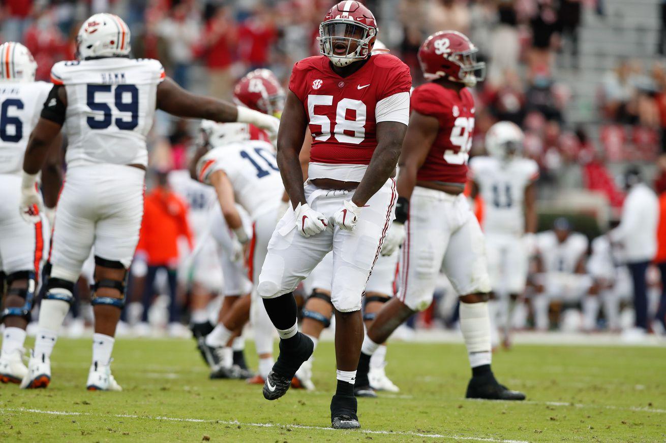 Auburn vs Alabama