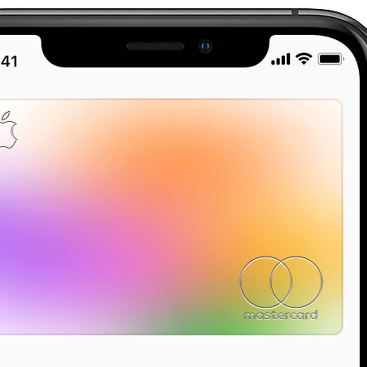 Apple S New Goldman Sachs Credit Card Launches On The Iphone
