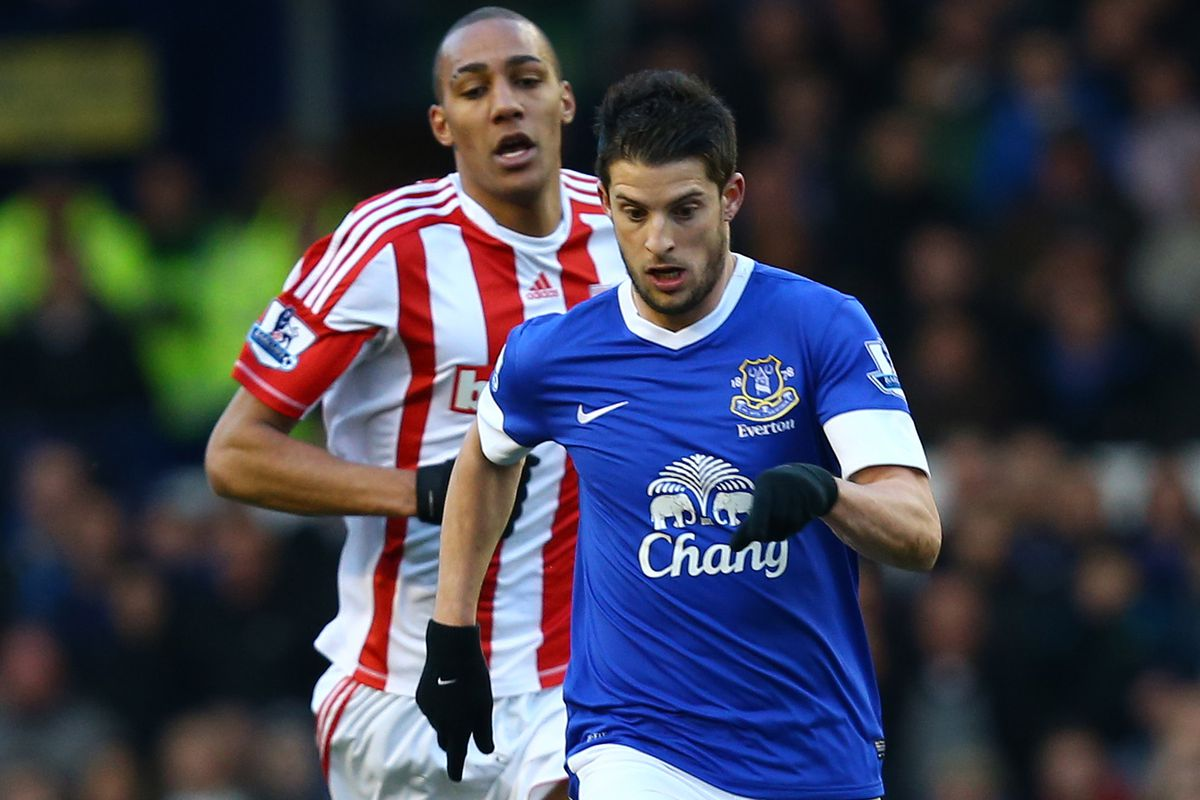 A wonder goal from Kevin Mirallas last year sealed all three points for Everton.