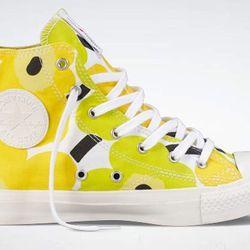 "<strong>Converse x Marimekko</strong> Chuck Taylor, <a href=""http://www.converse.com/#/products/Sneakers/ChuckTaylor/537175C"">$75</a>"
