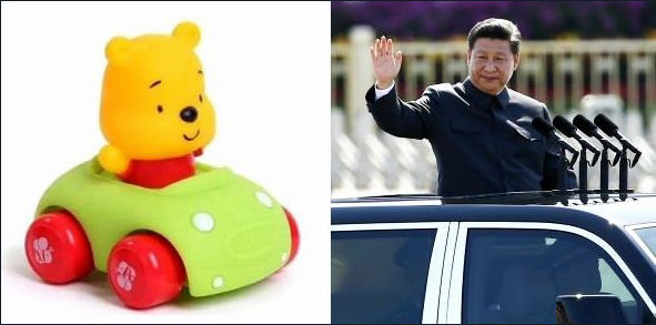 xicar Christopher Robin, denied Chinese release, is the latest victim in China's war on Winnie the Pooh
