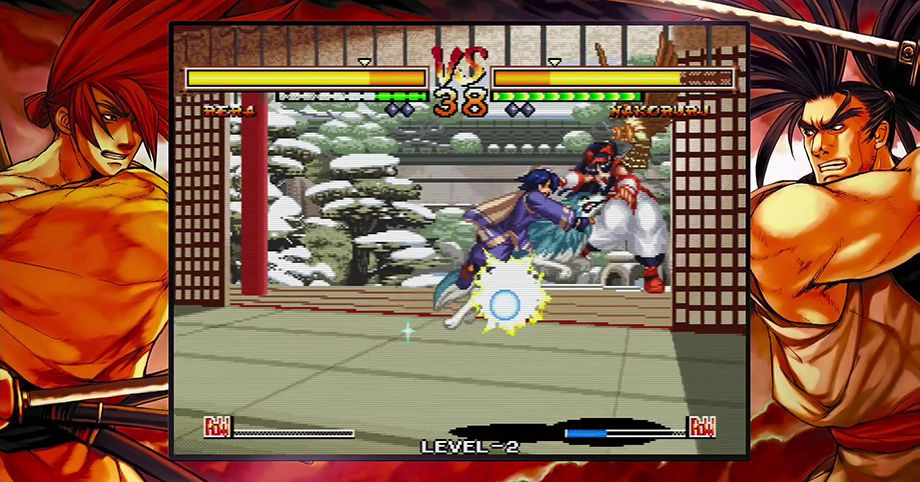 New Samurai Shodown collection will launch first for free on the Epic Games Store thumbnail