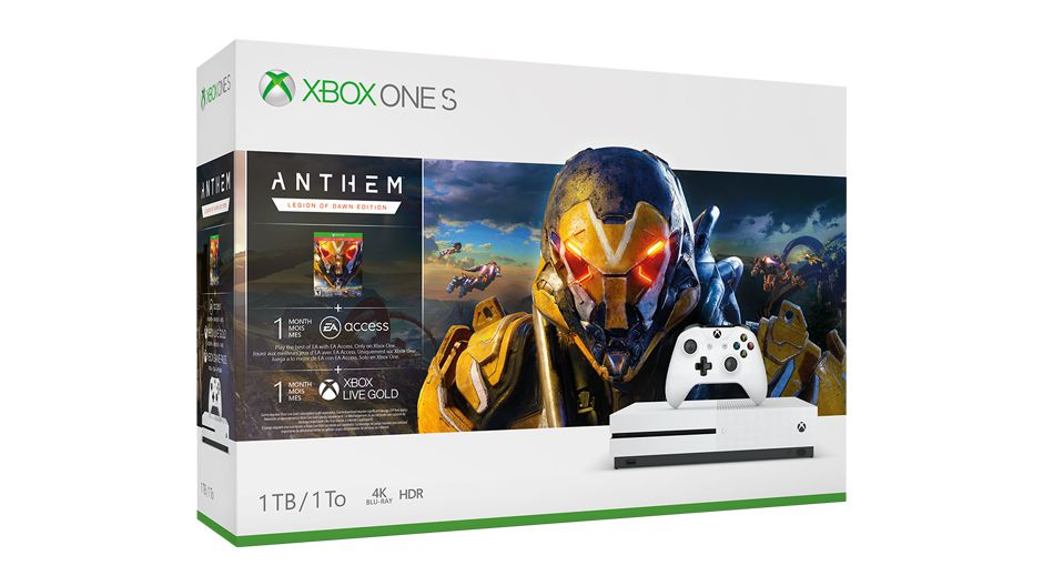 anthem special edition release date