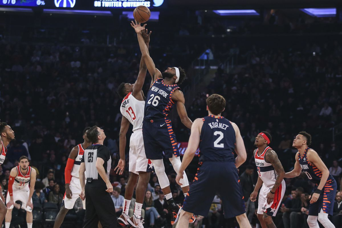 Preview: Wizards host Knicks in first NBA preseason game