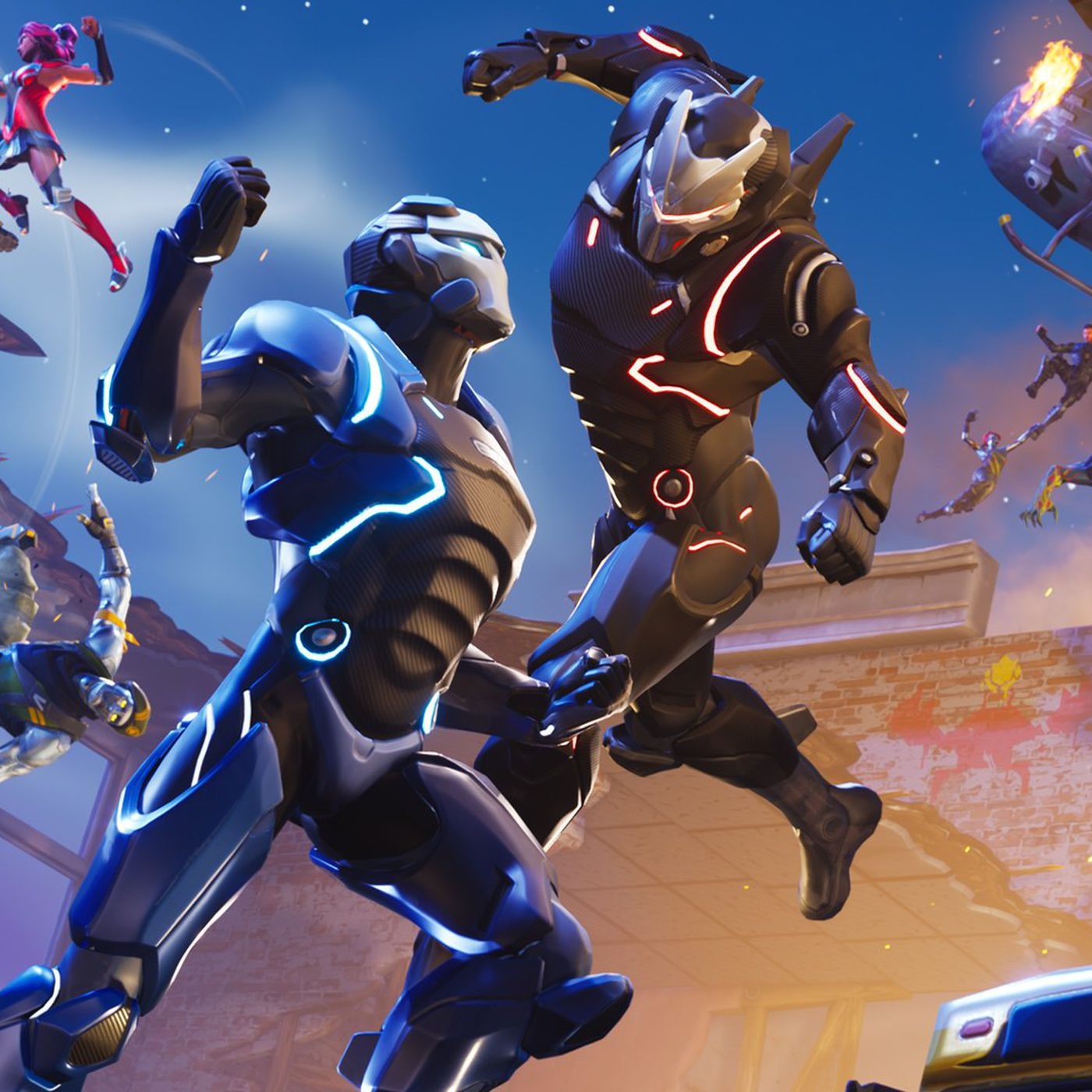 Is The Pro Happy In Fortnite Fortnite World Cup Pro Is Total Champ About Coming In Last Place Polygon