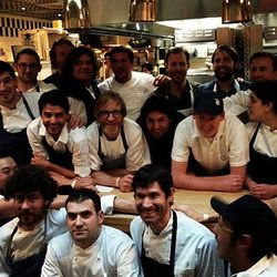 """<a href=""""http://ny.eater.com/archives/2014/04/allstar_chefs_surprise_dufrense_withtribute_dinner.php"""">All-Star Chefs Surprise Dufrense With Tribute Dinner</a>"""