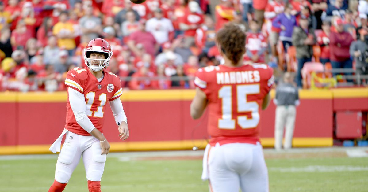 Andy Reid, Patrick Mahomes talk Alex Smith's retirement