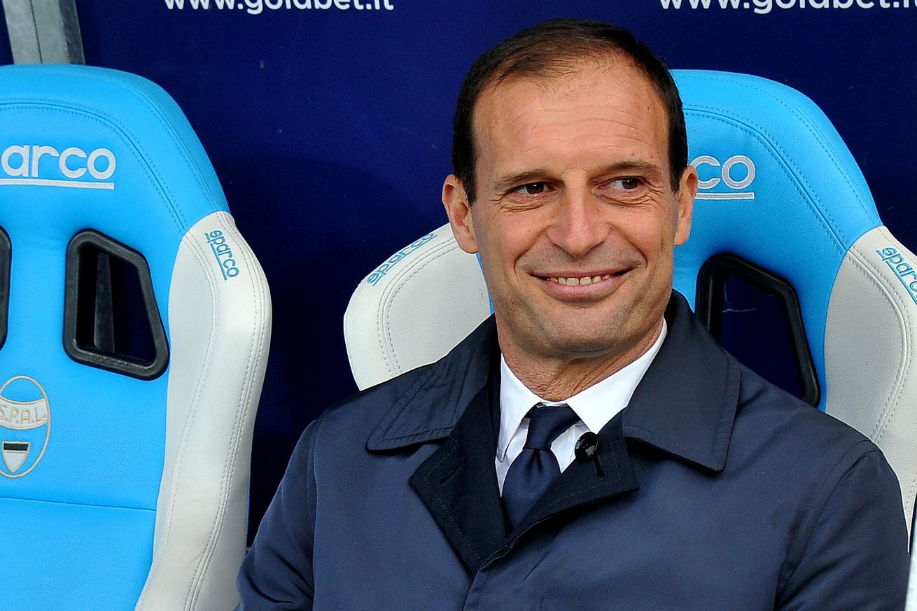 Allegri: More important to focus on the Champions League