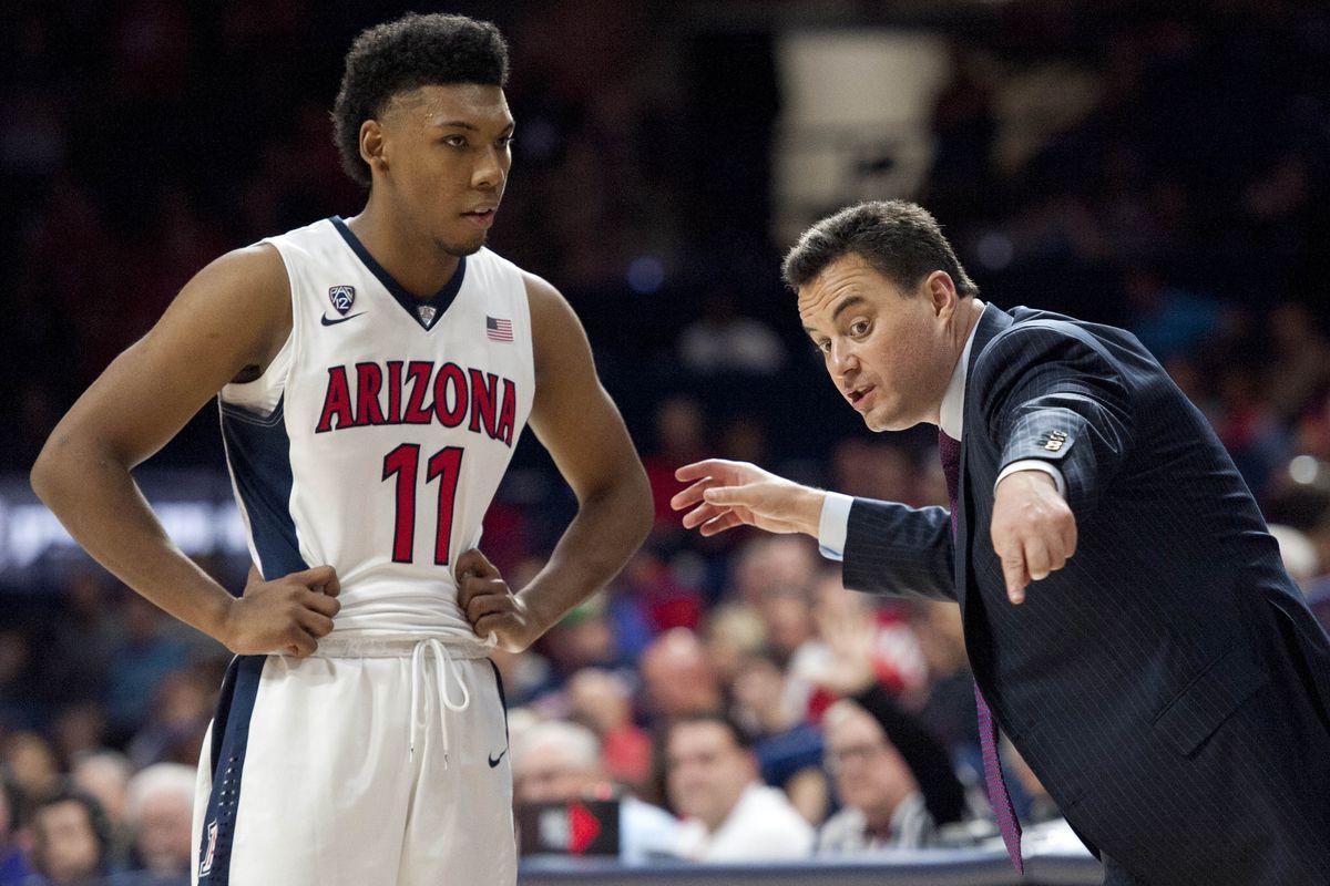 NCAA Basketball: Northwestern State at Arizona