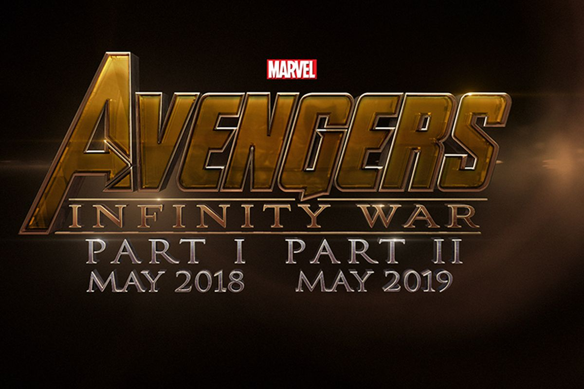 Marvel working on two-part 'Avengers: Infinity War' for 2018