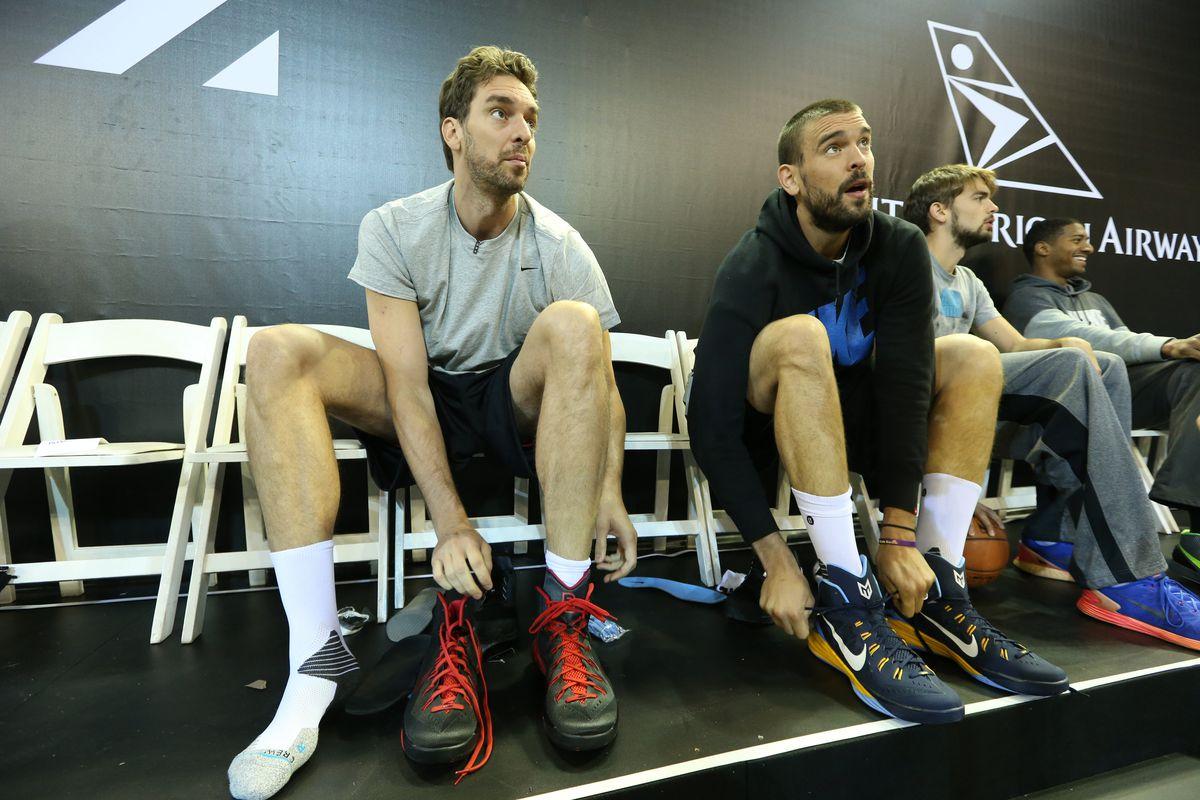 NBA Africa Game 2015 Practice
