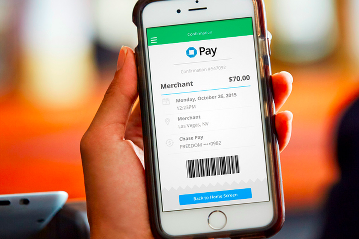 Chase Announces Chase Pay, Its Own Digital Wallet