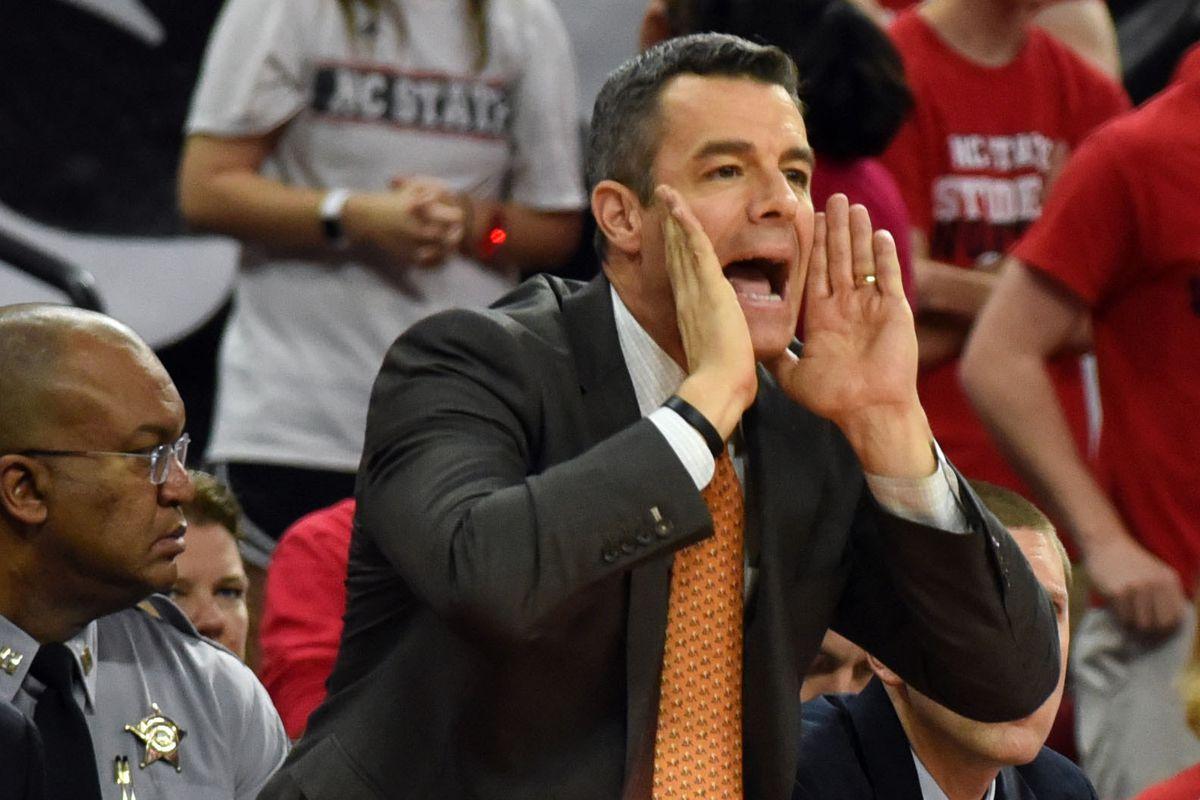 NCAA Basketball: Virginia at North Carolina State