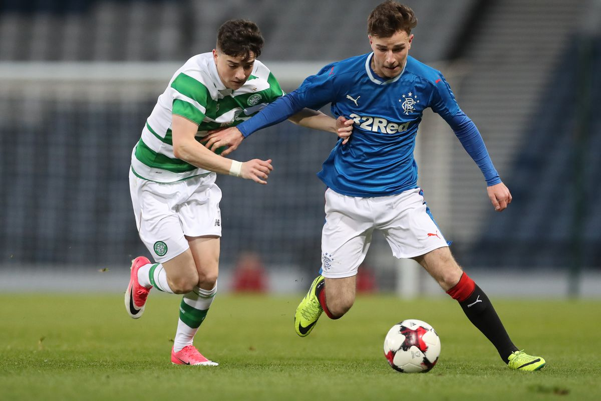 Celtic v Rangers - Scottish FA Youth Cup Final
