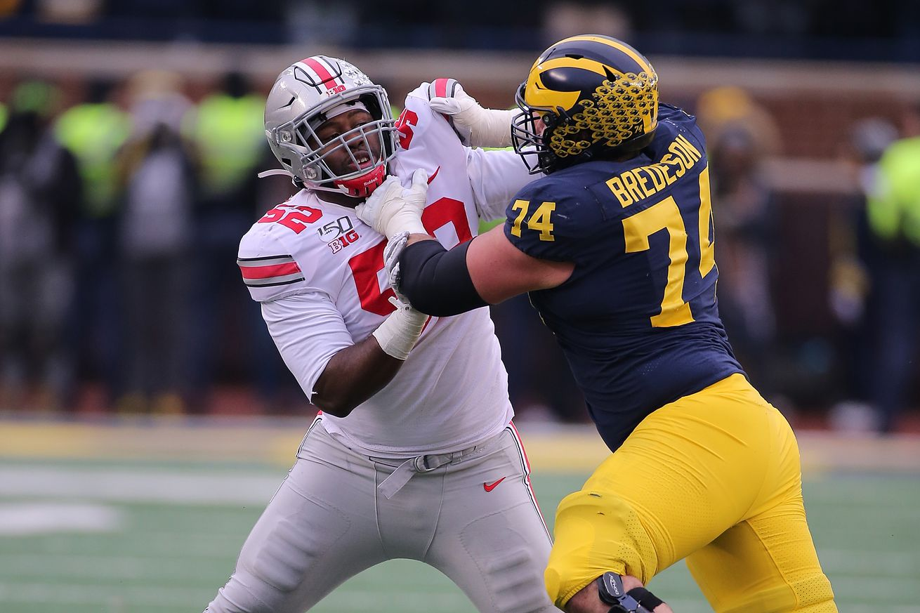 Ohio State State v Michigan