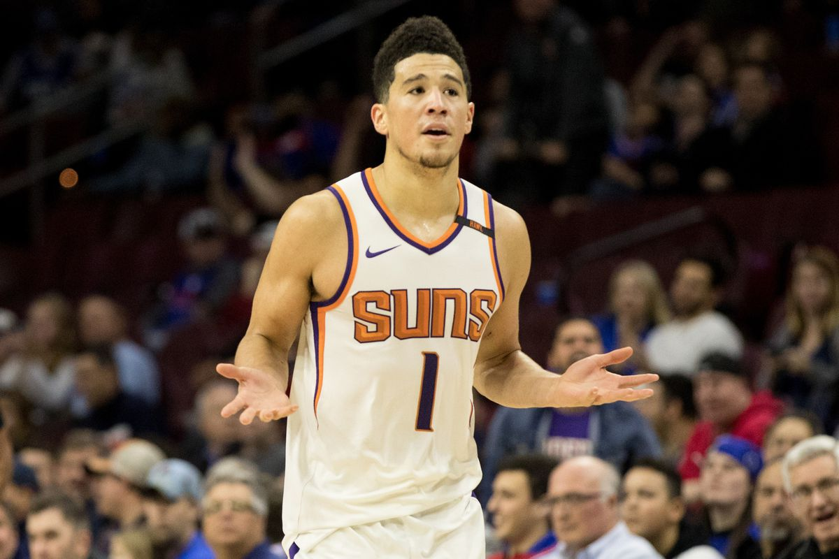 Devin Booker Injury Left Adductor Strain Will Only Keep