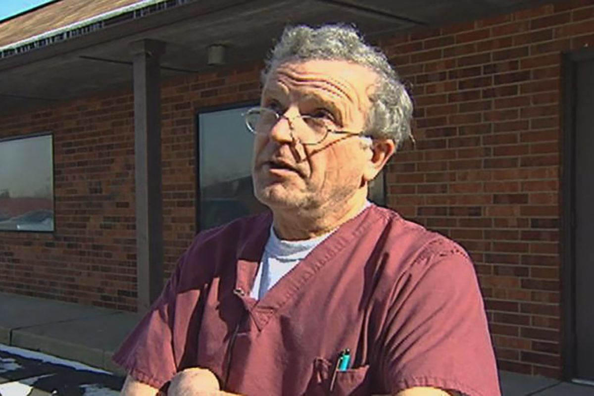 Dr. Ulrich Klopfer performed abortions in Indiana for decades.