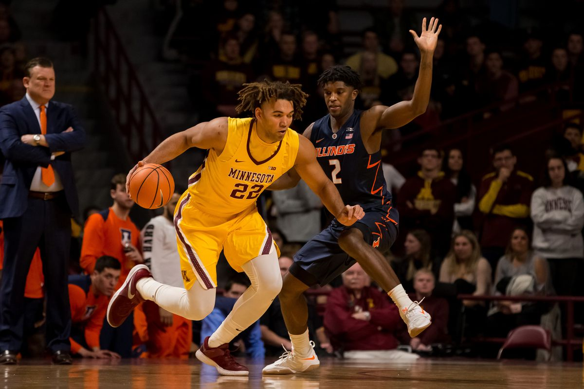 Minnesota center Reggie Lynch facing lengthy suspension following sexual misconduct investigation