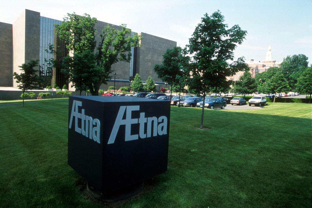 Aetna headquarters, Hartford, Conn.