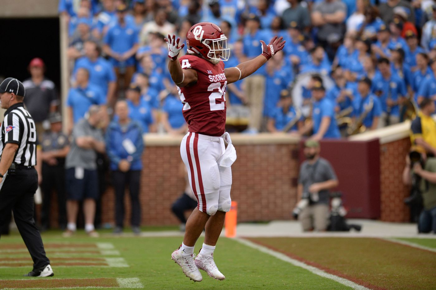 5db74f74 Oklahoma Football 2019 NFL Draft: How the picks fit with their new ...