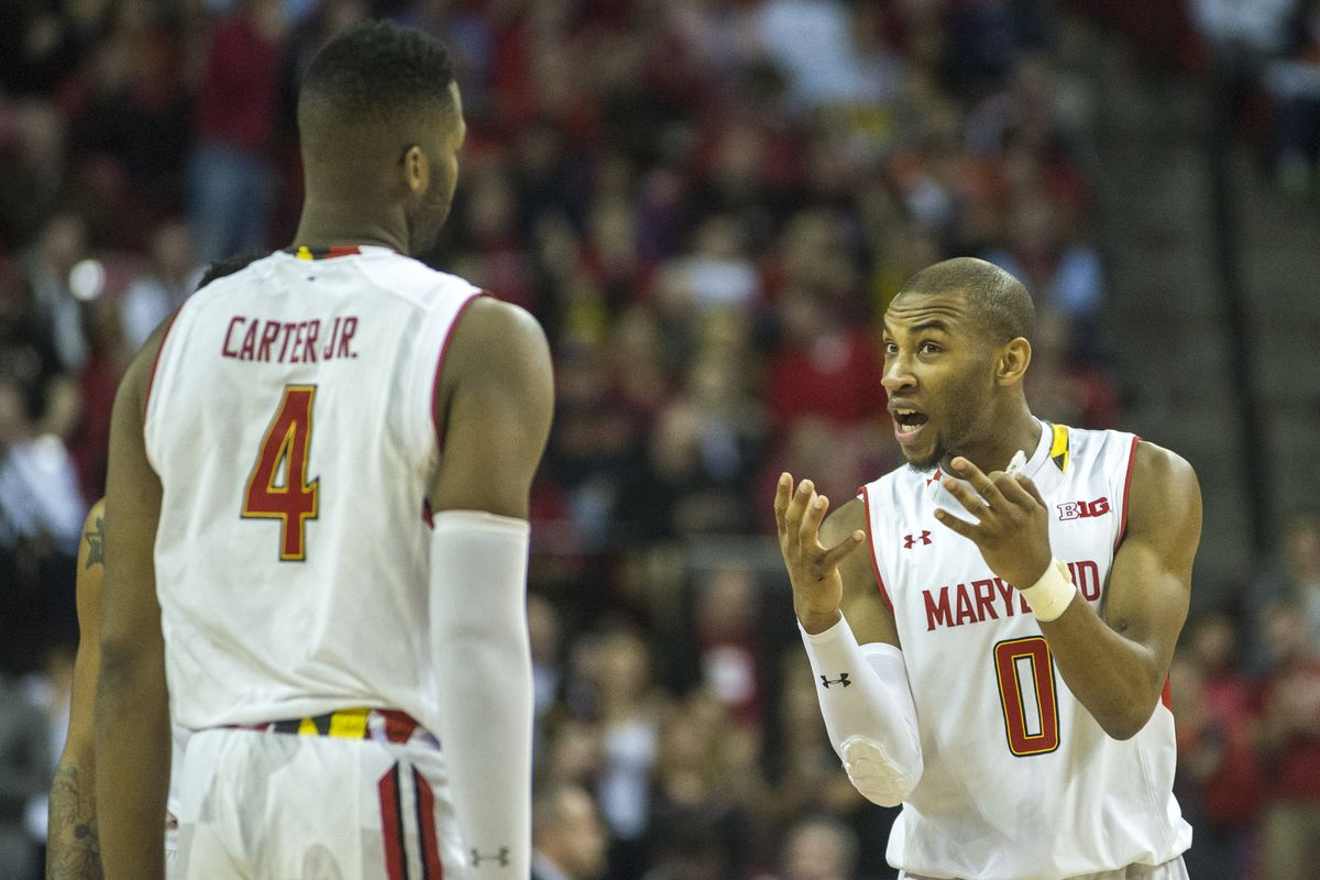 Maryland men's basketball heads to the Big Ten Tournament as the No. 3 seed